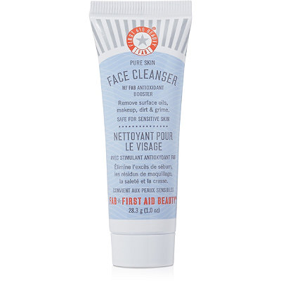First Aid Beauty Face Wash