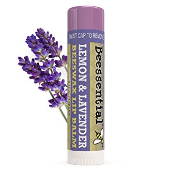Lavender Beessential Lip Balm