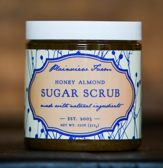 Plainview Farms Sugar Scrub