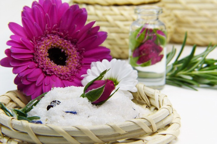 Echinacea Scrub